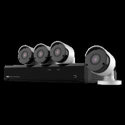 Kit 4 caméras 5MP avec...