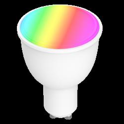 Ampoule LED RGB GU10...